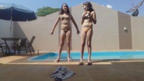 Desafio da piscina Brazil fad 1