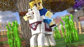 Minecraft Solo - Lama Evcilleştirme - Bölüm 17 - Burak Oyunda