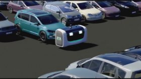 Vale Hizmeti Yapan Vale Robotlar