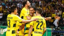 Frankfurt 1-2 Borussia Dortmund - Maç Özeti izle (27 Mayıs 2017)