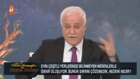 """""""Evimiz Çiş Kokuyor"""" -Nihat Hatipoğlu"""