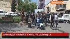 Siyah Beyazlı Taraftarlar 3. Yıldız İçin Gaziantep'te