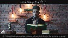 Abdullah Altun - Yasin Suresi (Mealli)