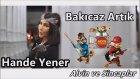 Alvin Sincap Kızlar 2017 I Bakıcaz Artık (by Hande Yener)