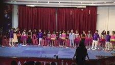 Anaokulu Yılsonu Gösterisi Mektebim Çukurova Bilfen Okulu Aslı Güvel Dünya Barışı