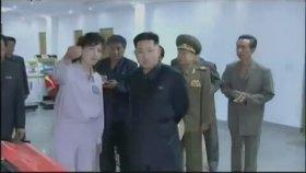Atari Salonu Açılışı - Kim Jong Un