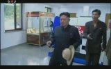 Atari Salonu Açılışı  Kim Jong Un