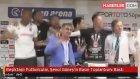 Beşiktaşlı Futbolcular, Şenol Güneş'in Basın Toplantısını Bastı