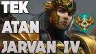 Full Ad Tek Atan Jarvan Iv Rehberi !! Türkiye Şampiyonluk 1.si | Sıfırdan Birinciliğe #6