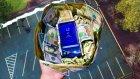Galaxy S8, 1000 Dolar Arasında Yüksekten Fırlatılırsa