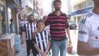 Gaziantep'te yer siyah gök beyaz!..