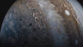 Jüpiter'in Mayıs 2017 Görüntüleri