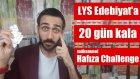 LYS Edebiyat'a 20 Gün Kala Mükemmel Hafıza Challenge |Gri Koç|