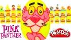 Pembe Panter Sürpriz Yumurta Oyun Hamuru - Emojiler Cicibiciler