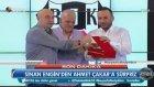 Sinan Engin'den Ahmet Çakar'a Manidar Hediye (Beyaz Futbol 28 Mayıs 2017)