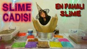 Slimer Cadısı Zengin Müşterisine En Pahalı Slime Yapma Çabası !!