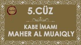 5.Cüz Kuran-ı Kerim Hatim - Maher al Muaiqly | fussilet Kuran Merkezi