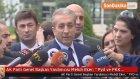 """AK Parti Genel Başkan Yardımcısı Mehdi Eker: """" Pyd ve PKK Birbirinden Ayrılmaz Bir Bütündür."""