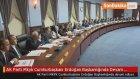 AK Parti Mkyk Cumhurbaşkanı Erdoğan Başkanlığında Devam Ediyor