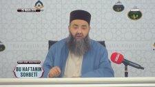 Cübbeli Ahmet Hoca: Ramazan Hilali Dualarını Kaçırmayın!