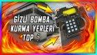 Gizli Bomba Kurma Yerleri - Top 5 (Cs - Go)