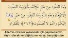 Ok Takipli Mehmet Emin Ay Türkçe Mealli Hatm-i Şerif - 3. Cüz
