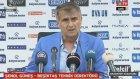 Şenol Güneş'e Futbolcularından Büyük Sürpriz! :) | Basın Toplantısı | Şampiyon Beşiktaş