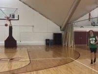 Antoine Griezmann'ın Basketbol Oynaması