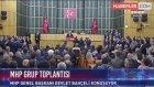 Devlet Bahçeli: Asıl Olan Hayattır, Hayat da Beşiktaş'tır