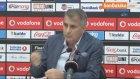 """Şenol Güneş: """"Beşiktaş'ta Kalmak İstiyorum. Kovsalar da Gitmem!"""" -2-"""