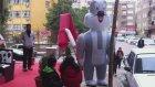 Adana Da Açılış Ve Şişme Maskot Ve Fly Tüp Organizasyon Hayalim Organizasyon