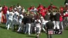 Amerikan Beyzbol Ligi'nde çıkan kavga güne damgasını vurdu
