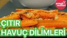 Çıtır Havuç Dilimleri Tarifi | Yemek Tarifleri