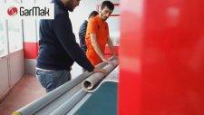 Gar-Mak Endüstriyel Halı Yıkama Teknolojileri