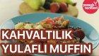 Kahvaltılık Yulaflı Muffin Tarifi | Yemek Tarifleri