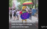 Tayvan  Eşcinsel Evliliği Yasallaştıran İlk Asya Ülkesi