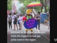 Tayvan - Eşcinsel Evliliği Yasallaştıran İlk Asya Ülkesi