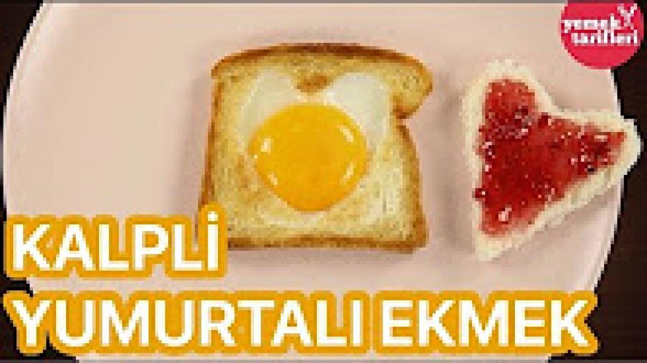 Yumurtalı Ekmek Tarifi Videosu