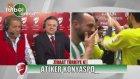 A Spor muhabiri Konyasporlu futbolculara üçlü çektirdi