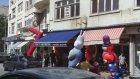 Adana Da Açılış Fly Tüp Ve Dev Maskotlar  Hayalim Organizasyon