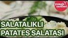 Salatalıklı Patates Salatası Tarifi | Yemek Tarifleri