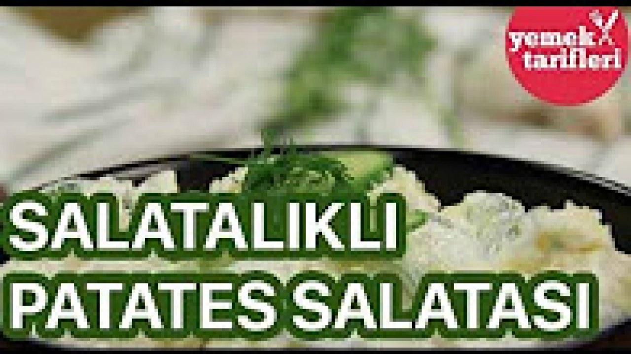 Patates Salatası Tarifi Videosu