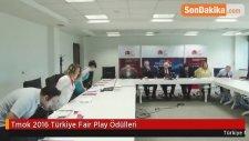Tmok 2016 Türkiye Fair Play Ödülleri