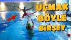 Yarı Olimpik Havuz Şimdiye Kadar Yüzdüğüm En Büyük Havuz !!