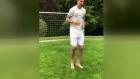 Zlatan Ibrahimovic Çalışmalara Başladı