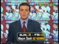 3-0 Biten Efsane Beşiktaş - Fenerbahçe Maçı (16 Eylül 2000)