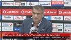 Beşiktaş, Şenol Güneş'e Zam Yapmadığı İçin Opsiyon Hakkı Geçersiz Sayılabilir