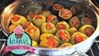 Fırında Etli Biber Dolması Nasıl Yapılır? (İftara Nefis Bir Lezzet) Ayşenur Altan Yemek Tarifleri