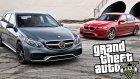 Mercedes vs Bmw - Gta V Online - Burak Oyunda