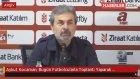 Aykut Kocaman, Bugün Futbolcularla Toplantı Yaparak Konyaspor'a Veda Etti